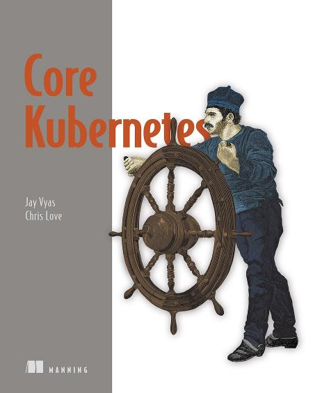 Core Kubernetes MEAP V04 cover