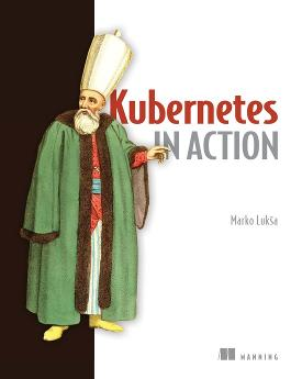 Kubernetes in Action cover
