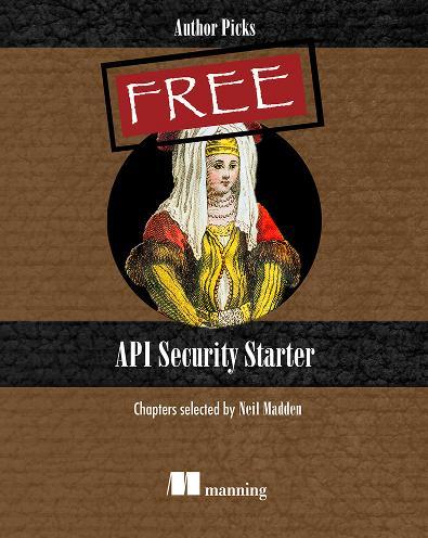 API Security Starter cover