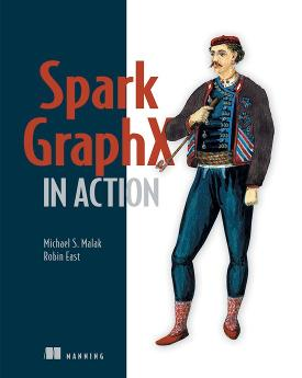 Spark GraphX in Action cover