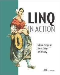 LINQ in Action cover