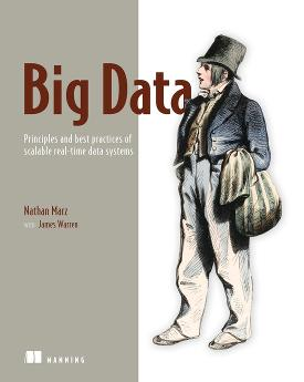 Big Data: Principles and best practices of scalable realtime data systems cover