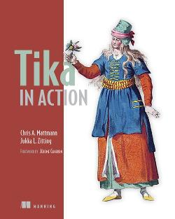 Tika in Action cover