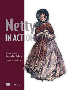 Netty in Action cover