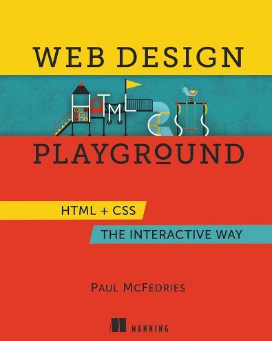Web Design Playground cover