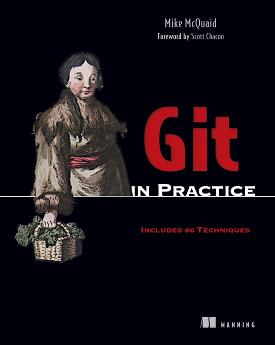 Git in Practice cover