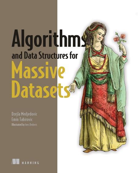 Algorithms and Data Structures for Massive Datasets MEAP V02 cover