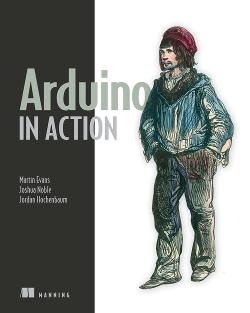Arduino in Action cover