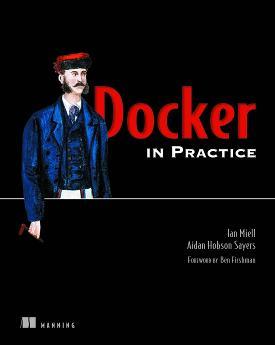 Docker in Practice cover