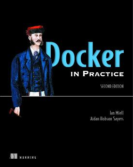 Docker in Practice, Second Edition cover