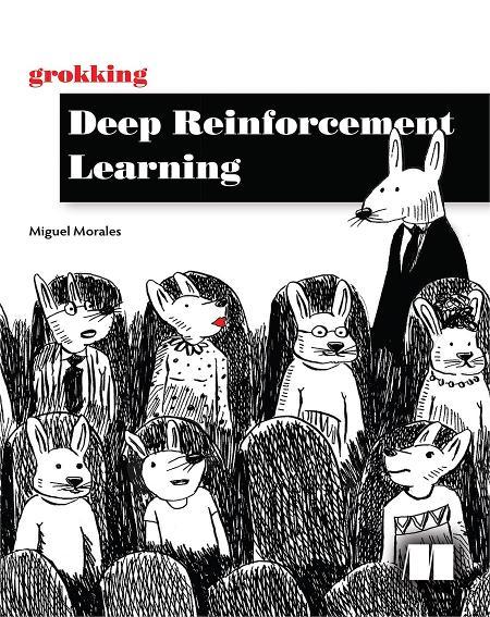 Grokking Deep Reinforcement Learning MEAP V14 epub cover