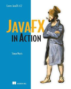 JavaFX in Action cover