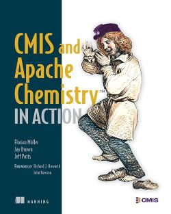 CMIS and Apache Chemistry in Action cover
