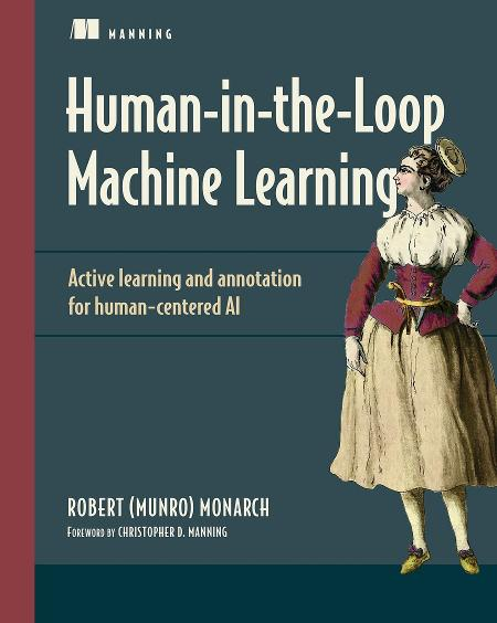 Human-in-the-Loop Machine Learning MEAP V11 cover