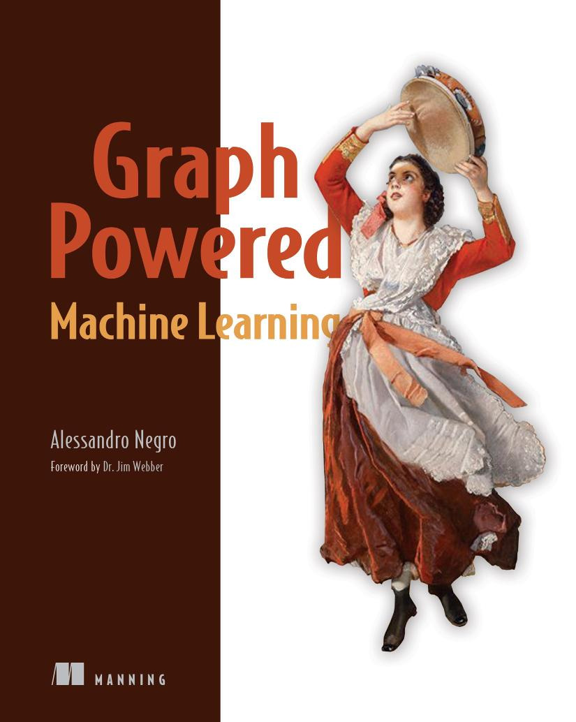 Graph Powered Machine Learning MEAP V08 cover