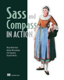 Sass and Compass in Action cover
