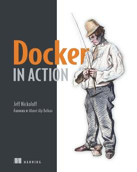 Docker in Action cover