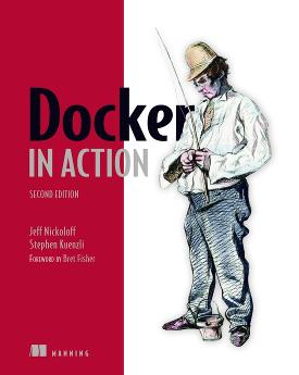 Docker in Action, Second Edition cover