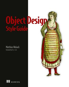 Object Design Style Guide cover