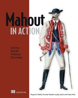 Mahout in Action cover