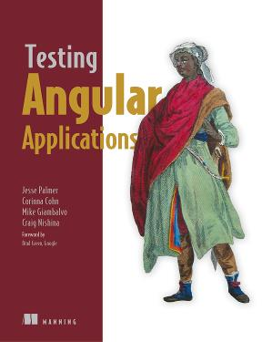 Testing Angular Applications cover