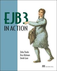 EJB 3 in Action cover