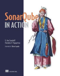 SonarQube in Action cover