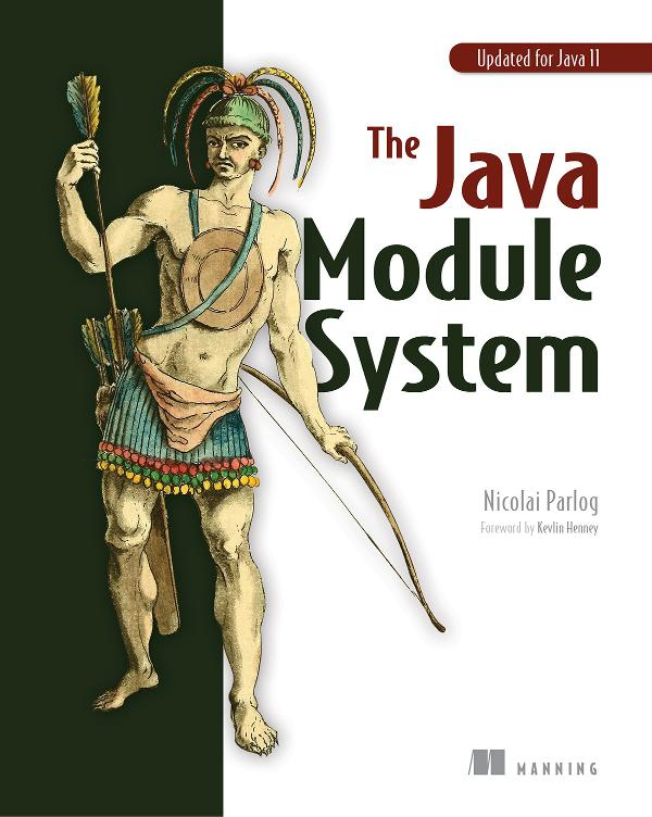 The Java Module System cover