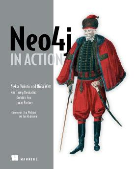 Neo4j in Action cover