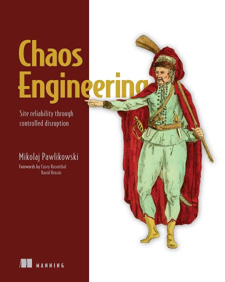 Chaos Engineering MEAP V05 cover