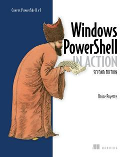Windows PowerShell in Action, Second Edition cover