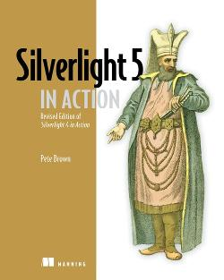 Silverlight 5 in Action cover