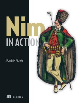 Nim in Action cover