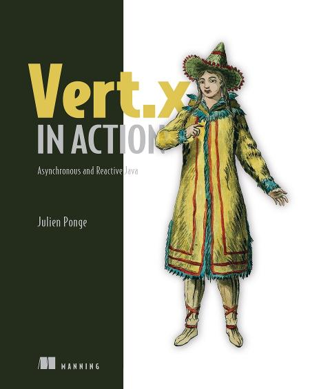 Vert.x in Action MEAP V12 cover