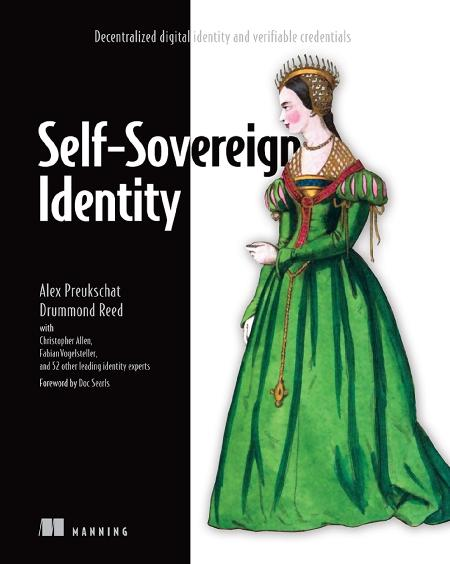 Self-Sovereign Identity MEAP V11 cover