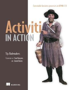Activiti in Action cover