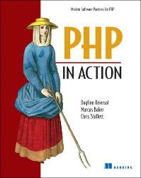PHP in Action: Objects, Design, Agility cover
