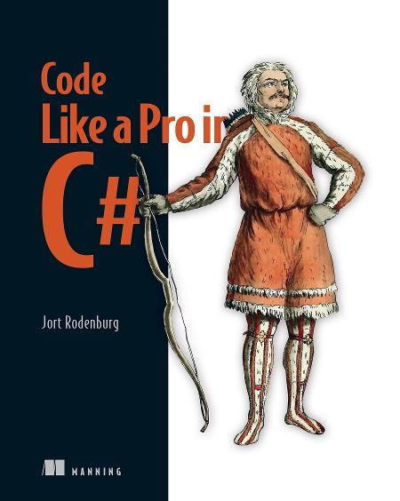 Code Like a Pro in C# cover