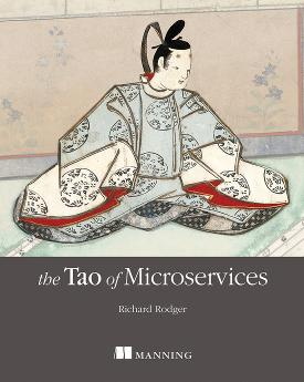 The Tao of Microservices cover