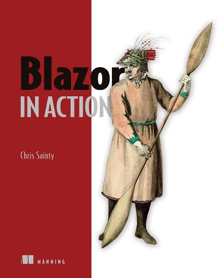Blazor in Action MEAP V03 cover