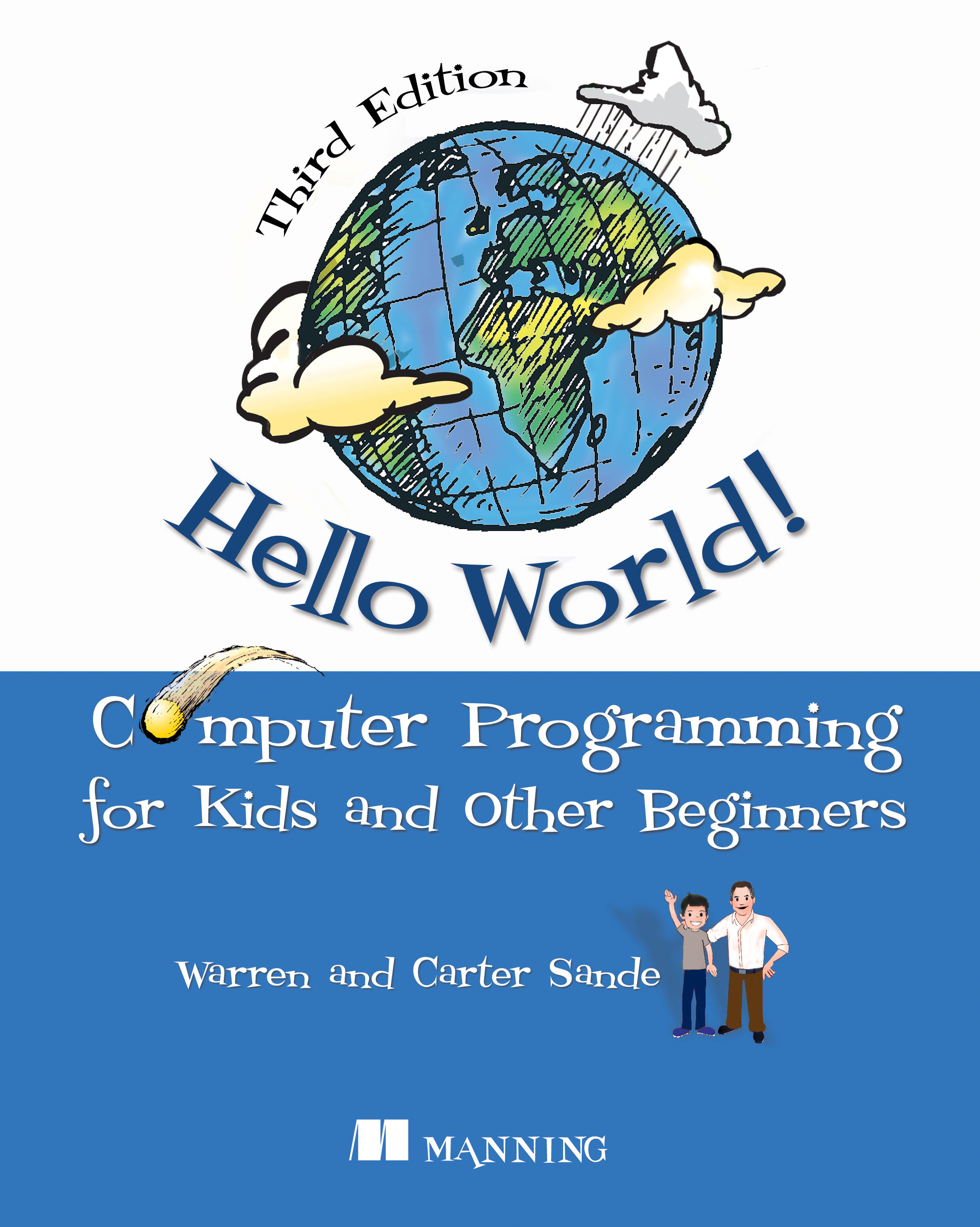 Hello World! Third Edition cover