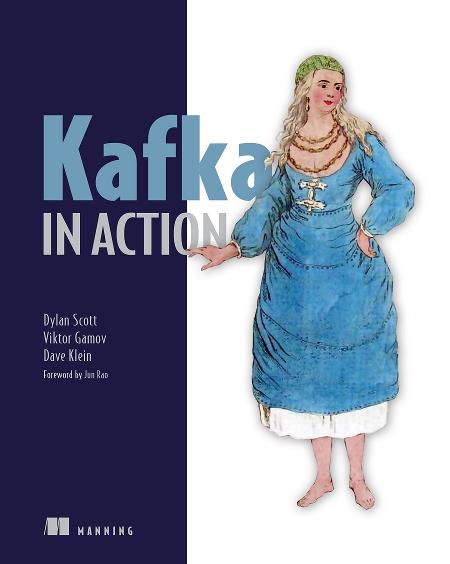 Kafka in Action MEAP V15 cover