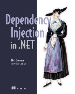 Dependency Injection in .NET cover