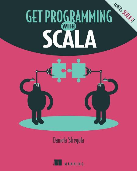 Get Programming with Scala MEAP V08 cover