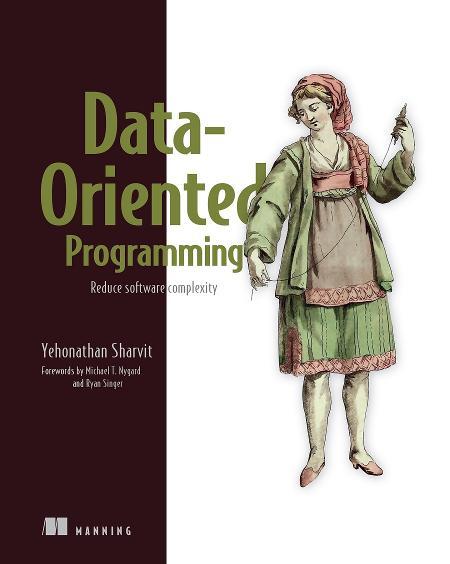 Data-Oriented Programming V09 cover