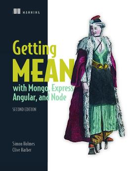 Getting MEAN with Mongo, Express, Angular, and Node.js 2ED cover