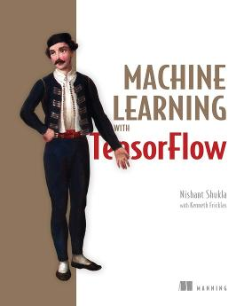 Machine Learning with TensorFlow cover