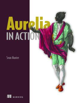 Aurelia in Action cover