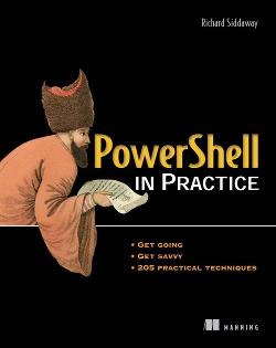 PowerShell in Practice cover
