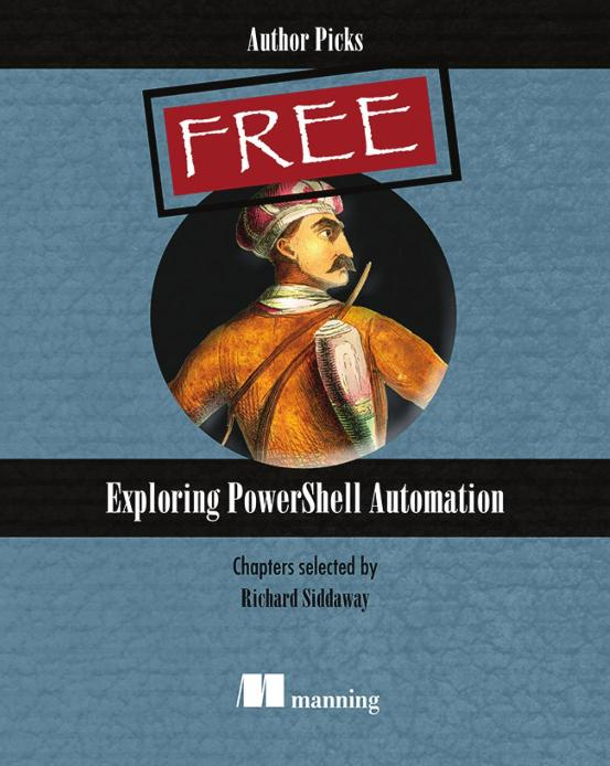 Exploring PowerShell Automation cover